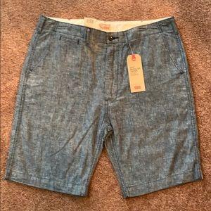 Men's 502 Taper Chino Shorts 36
